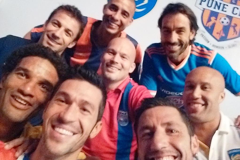 10 estrellas del fútbol que militan en la Superliga India
