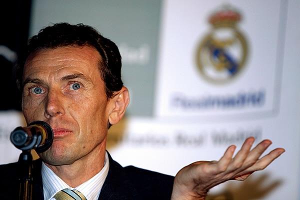 Es socio del Real Madrid desde su nacimiento