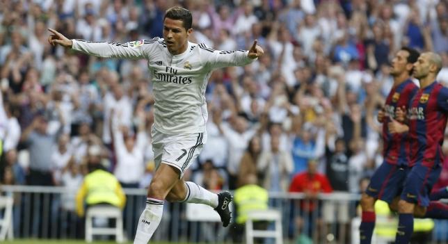 2013-2014. Cristiano Ronaldo