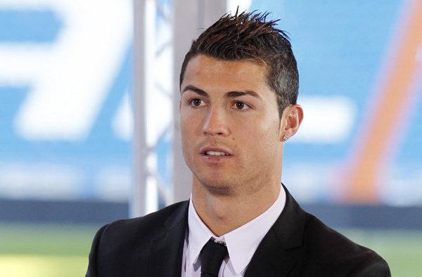 Treinta y tres goles con el Real Madrid