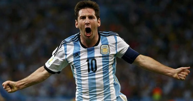 Máximo goleador de Argentina