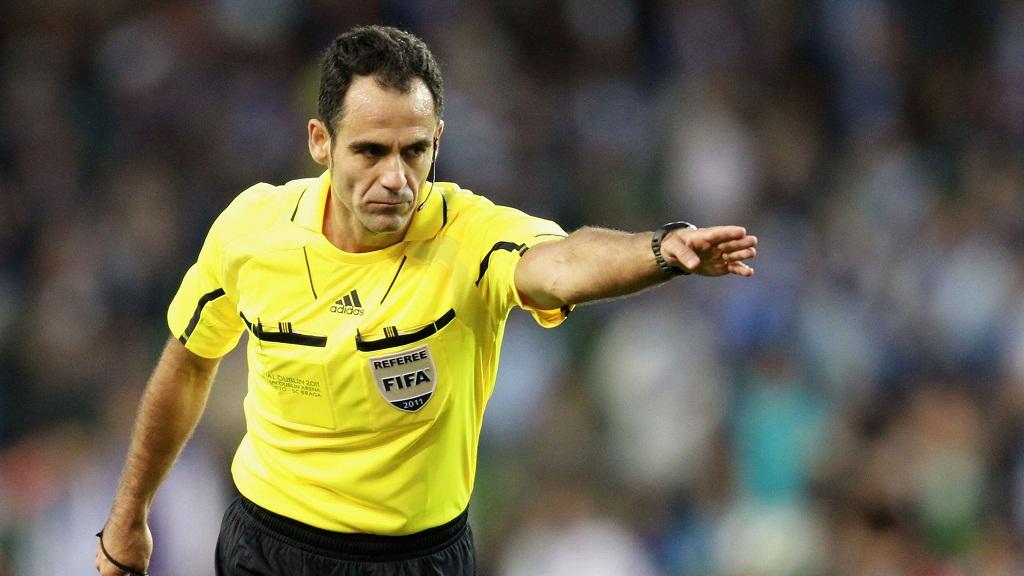 No hay árbitro