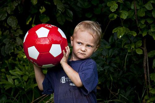Si el dueño del balón se enfada, se acaba el partido