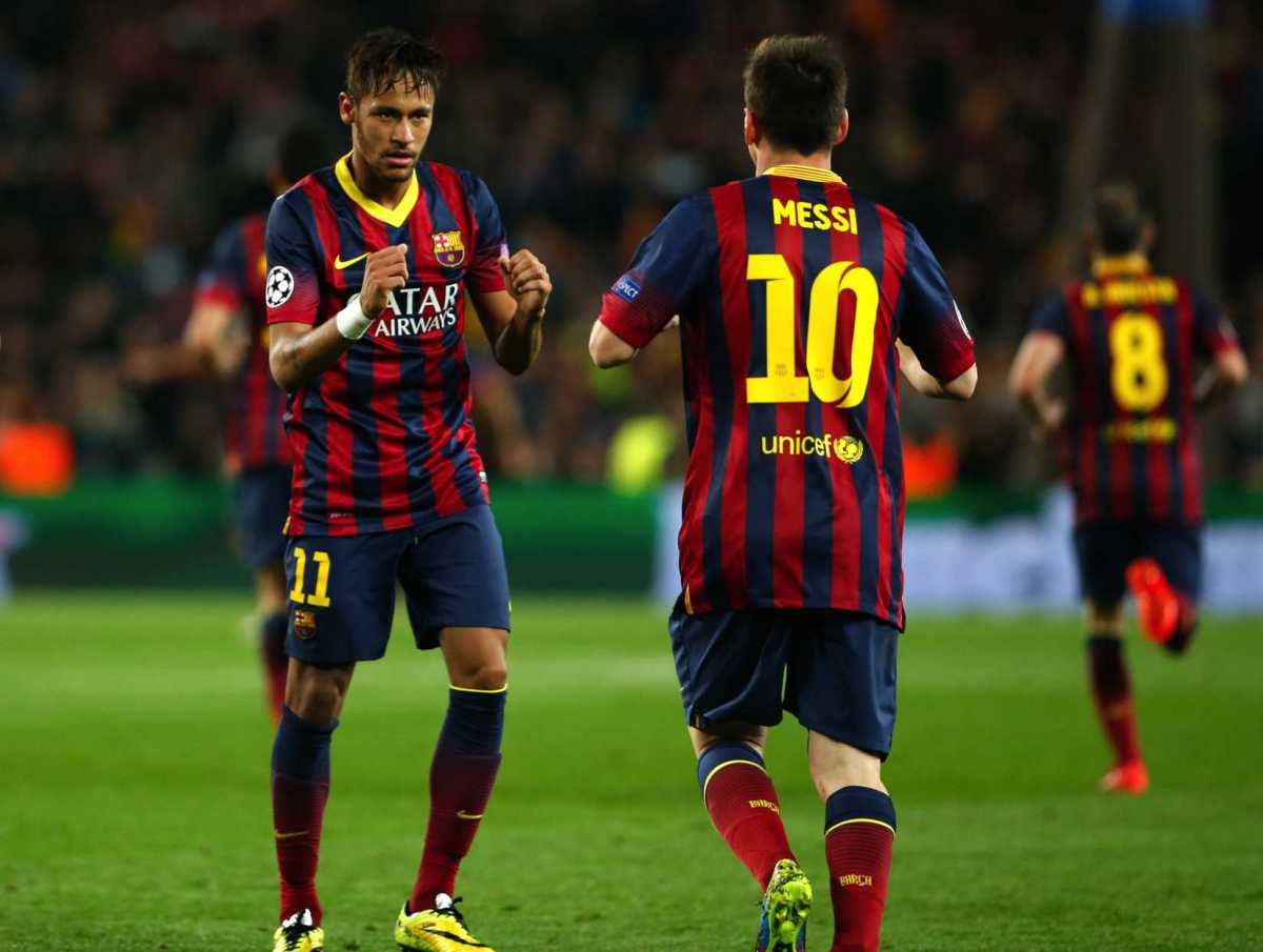 El Barça apuesta por Neymar