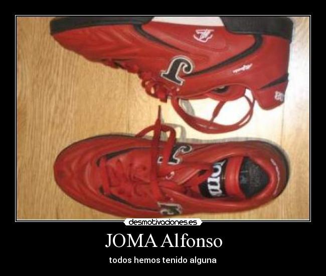 Joma de Alfonso