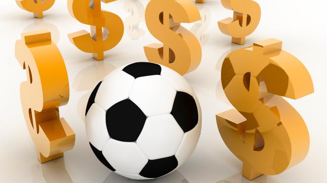 La inversión de la empresa en el fútbol