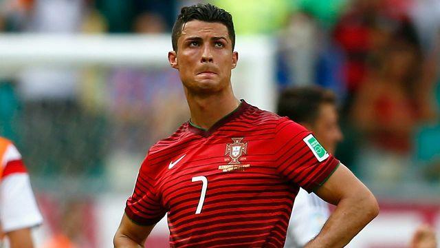 -Es el máximo goleador de la selección portuguesa