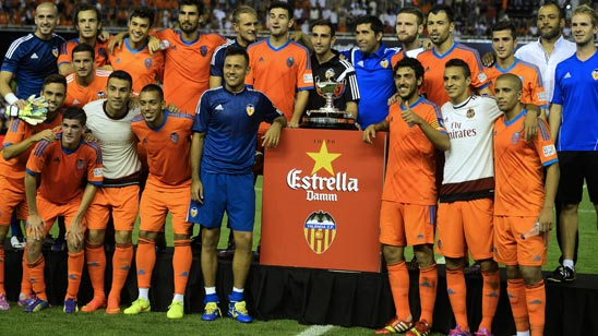 Tiene posiblemente los delanteros del futuro de la selección española.