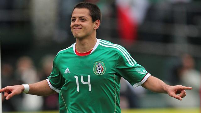 Es uno de los grandes delanteros de los últimos años de México