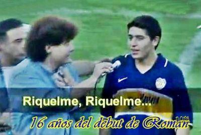 Su llegada a Boca Juniors