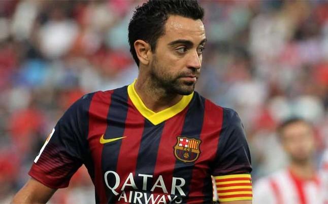 Xavi - Barcelona