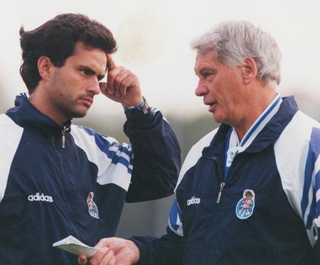 Empezó como ayudante de Bobby Robson