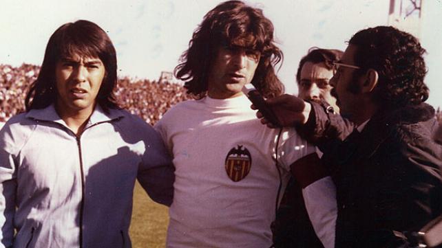 El Valencia pagó por él 30 millones de pesetas