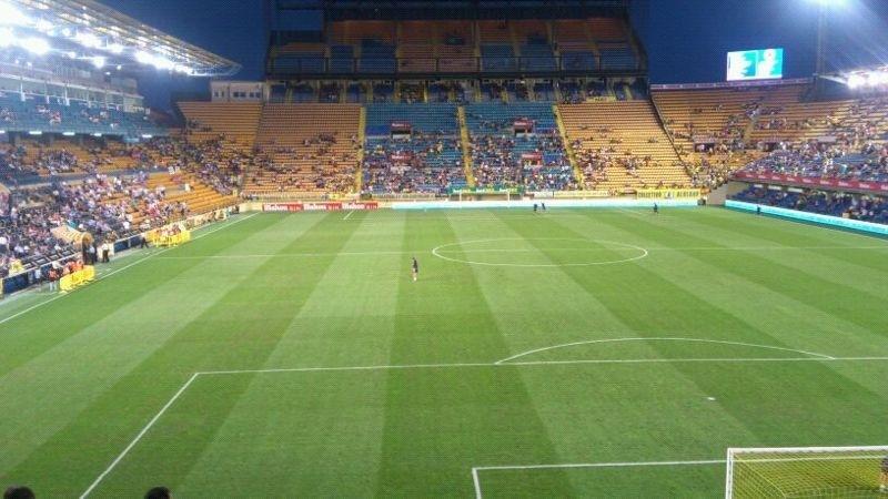 Su debut en Primera División