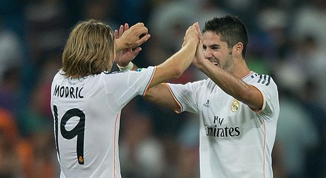 El Real Madrid toma el relevo del Barcelona
