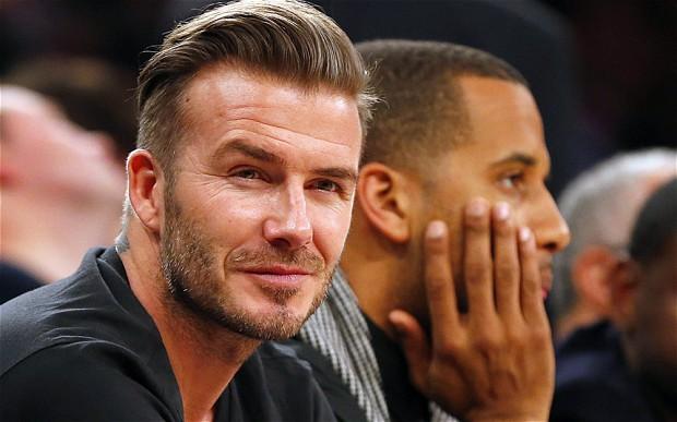 Hablando de David Beckham