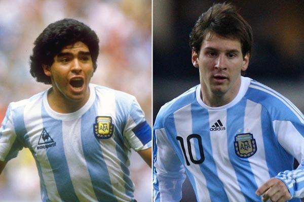 Sobre el juego de Messi
