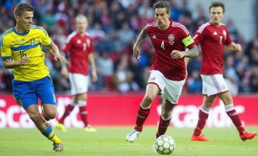 Dinamarca vs Suecia