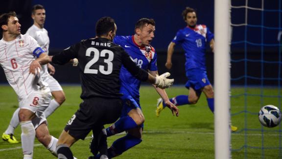 Serbia vs Croacia