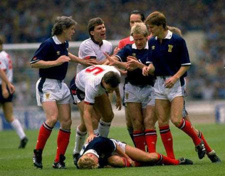 Inglaterra vs Escocia
