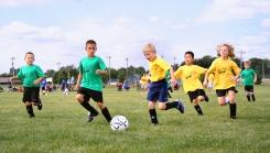 5 cosas por las que apuntar a tu hijo a un equipo de fútbol
