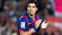 5 cosas que no sabías de Luis Suárez