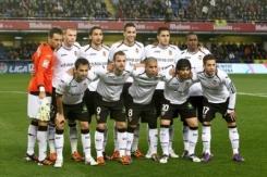 El mejor once del Valencia de los últimos años