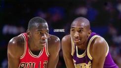 Las 10 diferencias entre Michael Jordan y Kobe Bryant