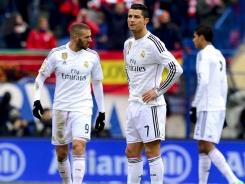 Las 6 peores goleadas recibidas por el Real Madrid en los últimos 20 años