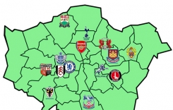 Las 9 ciudades del mundo con más equipos en la élite del fútbol