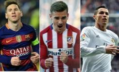 Los 10 nominados al mejor jugador de la UEFA de la temporada 2016