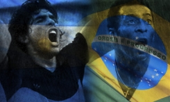 Los 11 mejores jugadores sudamericanos de la historia