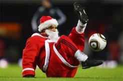 Los 11 mejores Papa Noeles del mundo del fútbol