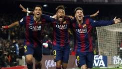 Los 4 mejores tridentes de 2015