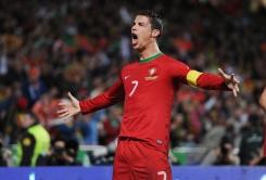 Los 5 máximos goleadores de la historia de la selección de Portugal