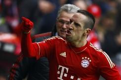 Los 5 secretos de Franck Ribéry