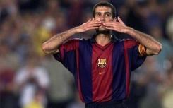 Los 6 equipos en los que jugó Guardiola como futbolista