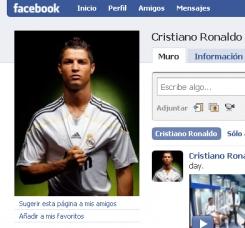 Los 6 futbolistas con más seguidores en Facebook en la actualidad