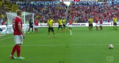 Los 6 peores lanzamientos de falta directa del fútbol