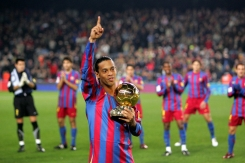 Los 7 secretos que no sabías de Ronaldinho