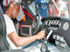 Los 8 mejores coches de Samuel Eto'o