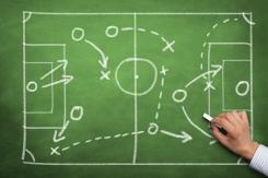 Los 6 mejores goles de estrategia