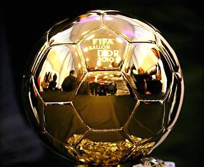 Futbolistas sin Balón Oro