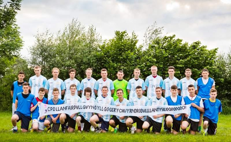 Llanfairpwllgwyngyllgogerychwyrndrobwllllantysiliogogogoch Football Club