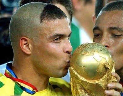 El corte de Ronaldo.