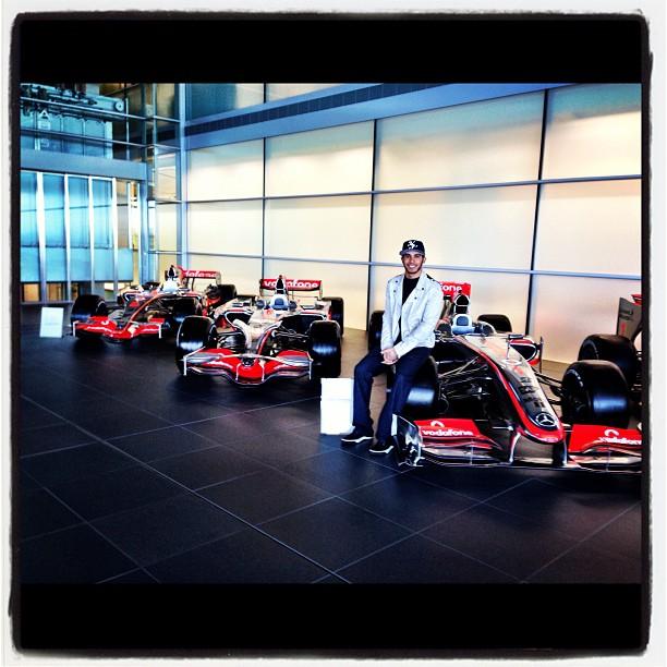Lewis Hamilton (@lewishamilton)