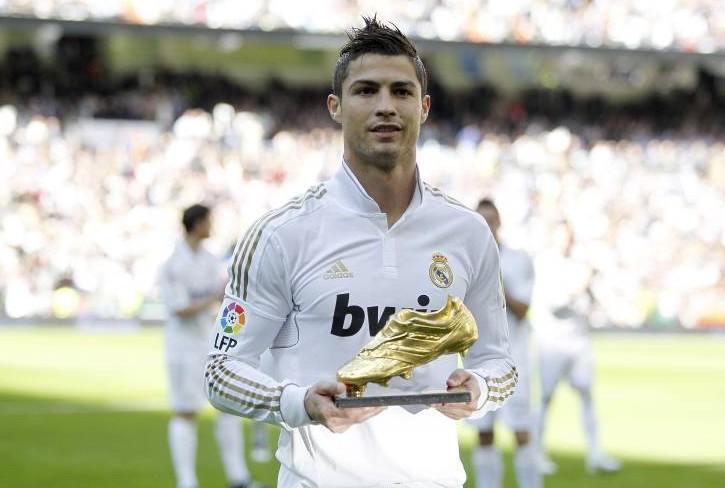 Cristiano Ronaldo (2007-08, 2010-11)