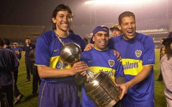 Equipo con más finales de la Libertadores.