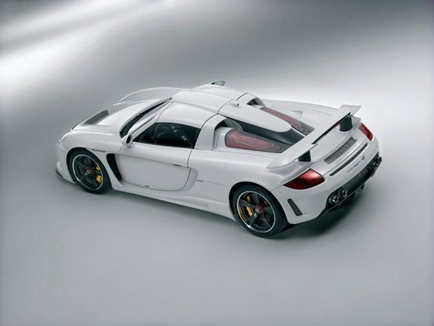 Porsche Carrera Gemballa GT