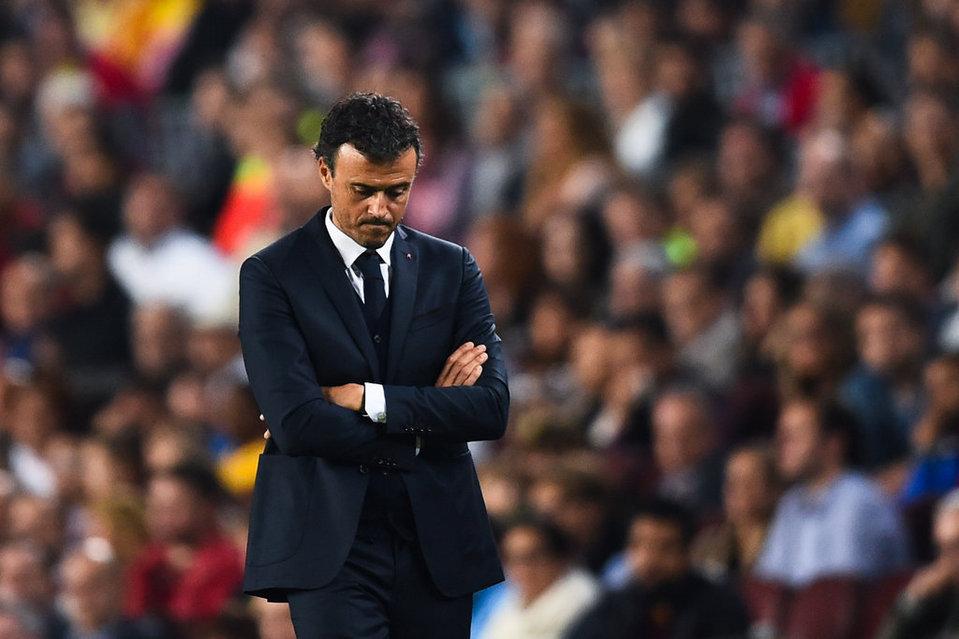 El FC Barcelona siguen en transición